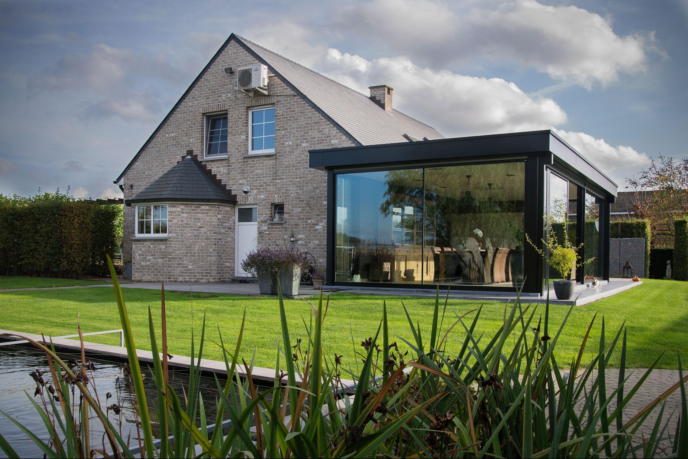 Serre aanbouw nederland bogers excellent for Maak een overdekt terras