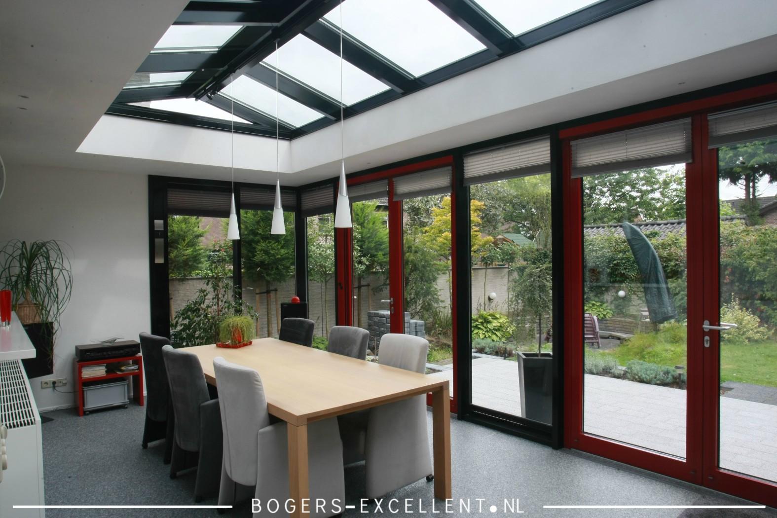 montage serre kreativ line bogers excellent. Black Bedroom Furniture Sets. Home Design Ideas