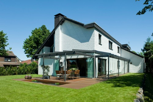 tuinkamer glazenhuis in Mehrheim